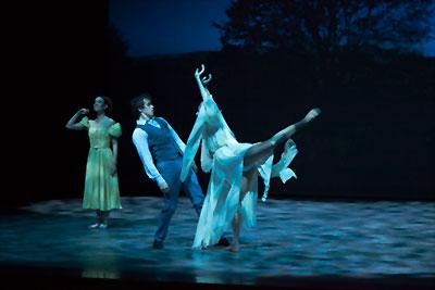 Ludwig van tanzt – Die unsterbliche Geliebte